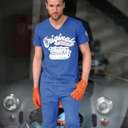 t-shirt-gulf-motors-blue